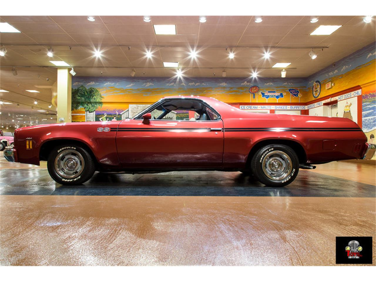 Large Picture of '74 El Camino SS Offered by Just Toys Classic Cars - LHC8