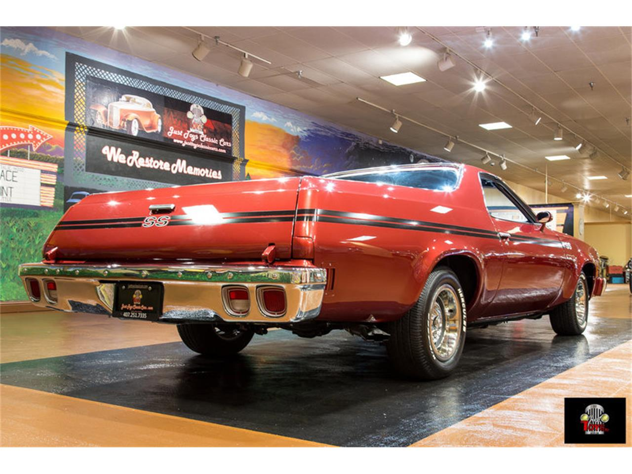 Large Picture of 1974 El Camino SS - $34,995.00 - LHC8