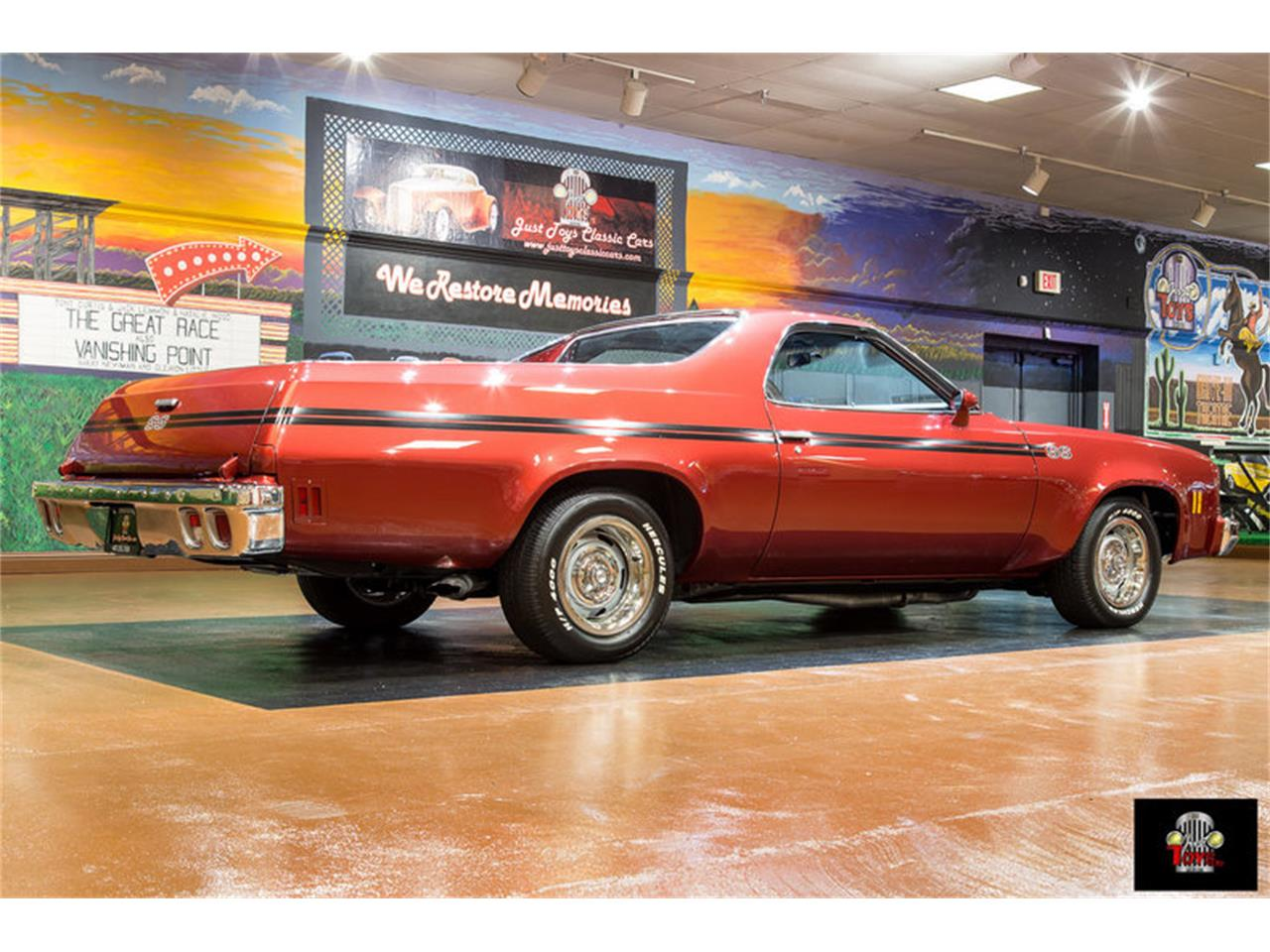 Large Picture of '74 Chevrolet El Camino SS located in Florida - $34,995.00 Offered by Just Toys Classic Cars - LHC8