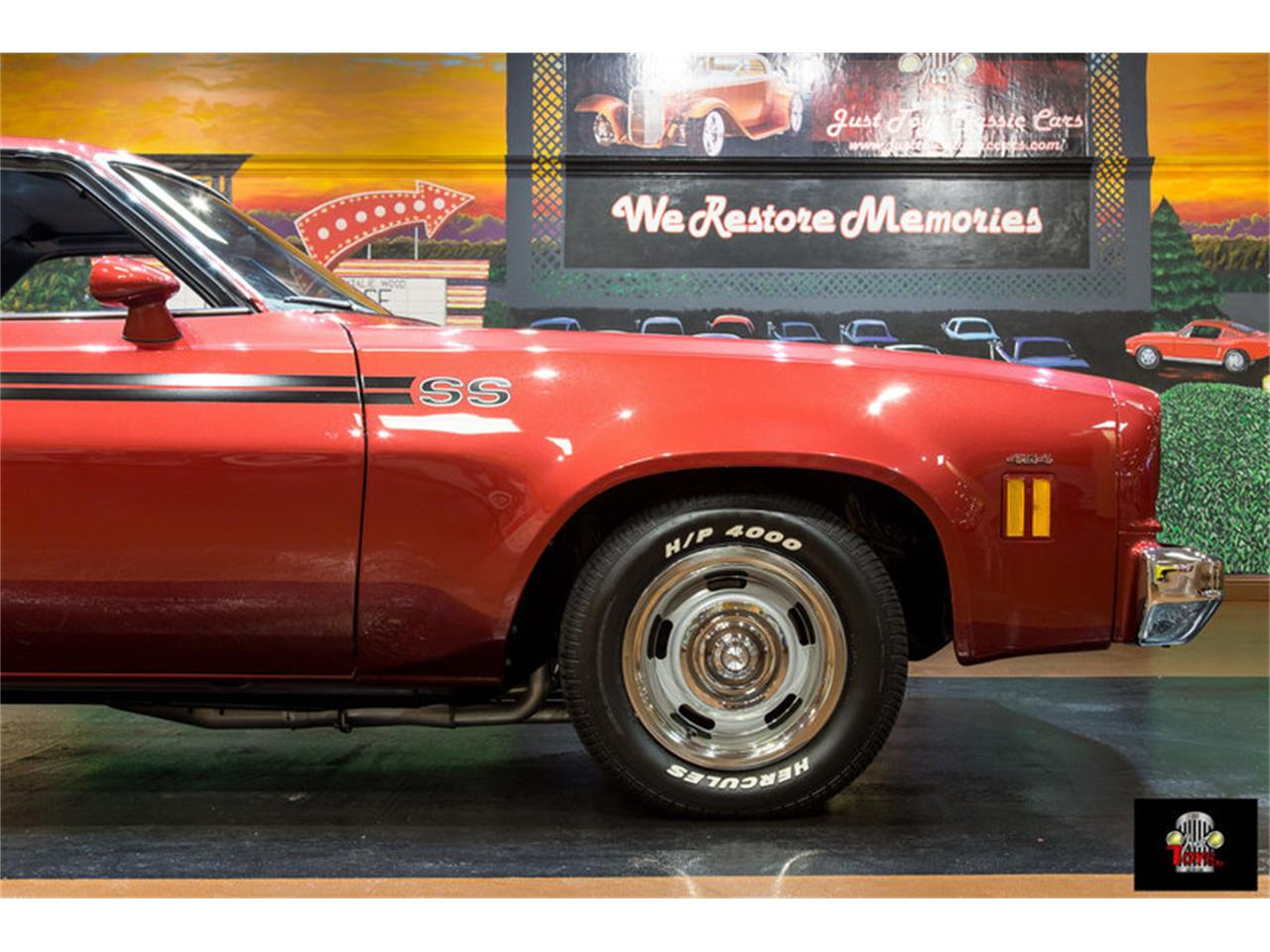 Large Picture of '74 Chevrolet El Camino SS - $34,995.00 Offered by Just Toys Classic Cars - LHC8
