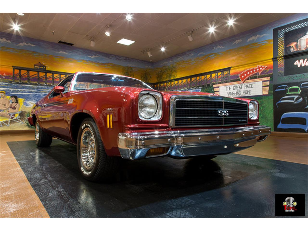 Large Picture of '74 Chevrolet El Camino SS - $34,995.00 - LHC8