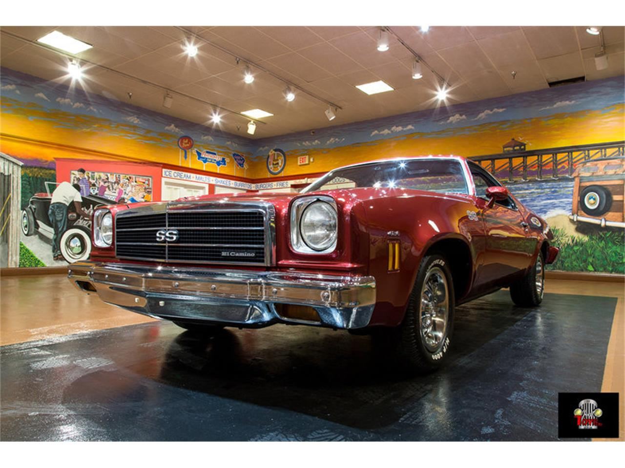 Large Picture of 1974 Chevrolet El Camino SS - $34,995.00 Offered by Just Toys Classic Cars - LHC8