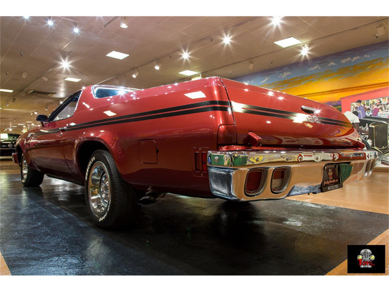 Large Picture of 1974 El Camino SS Offered by Just Toys Classic Cars - LHC8