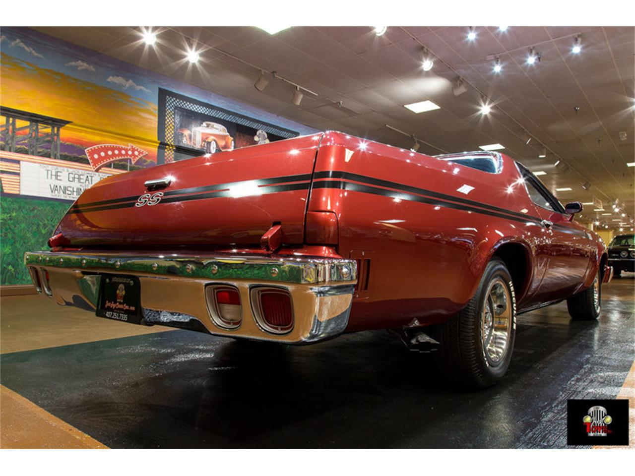 Large Picture of 1974 El Camino SS located in Orlando Florida - $34,995.00 - LHC8
