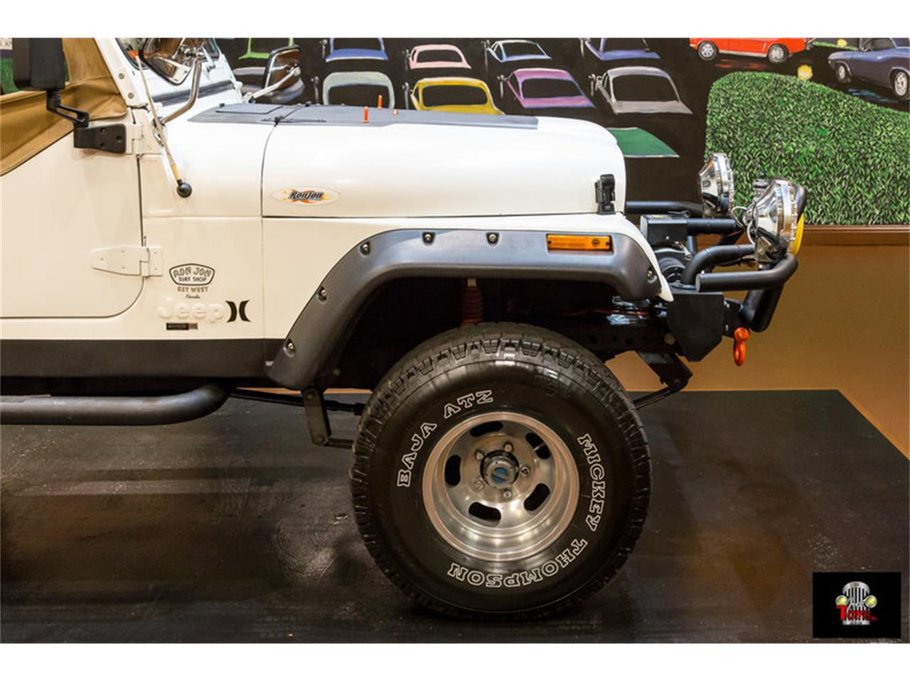 Large Picture of 1983 Wrangler Offered by Just Toys Classic Cars - LHC9