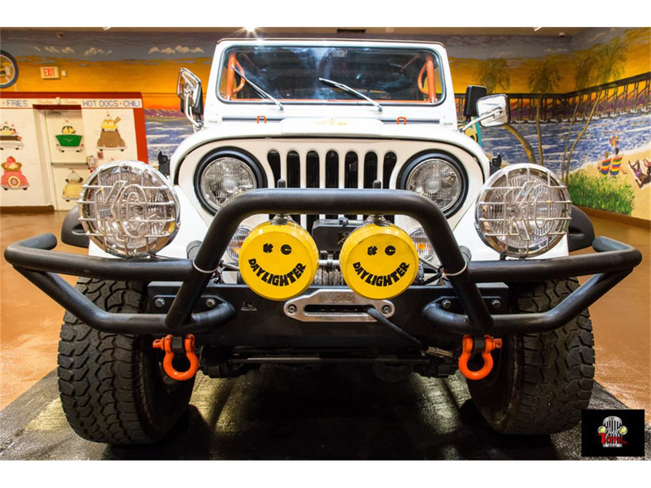 Large Picture of 1983 Wrangler located in Florida Offered by Just Toys Classic Cars - LHC9