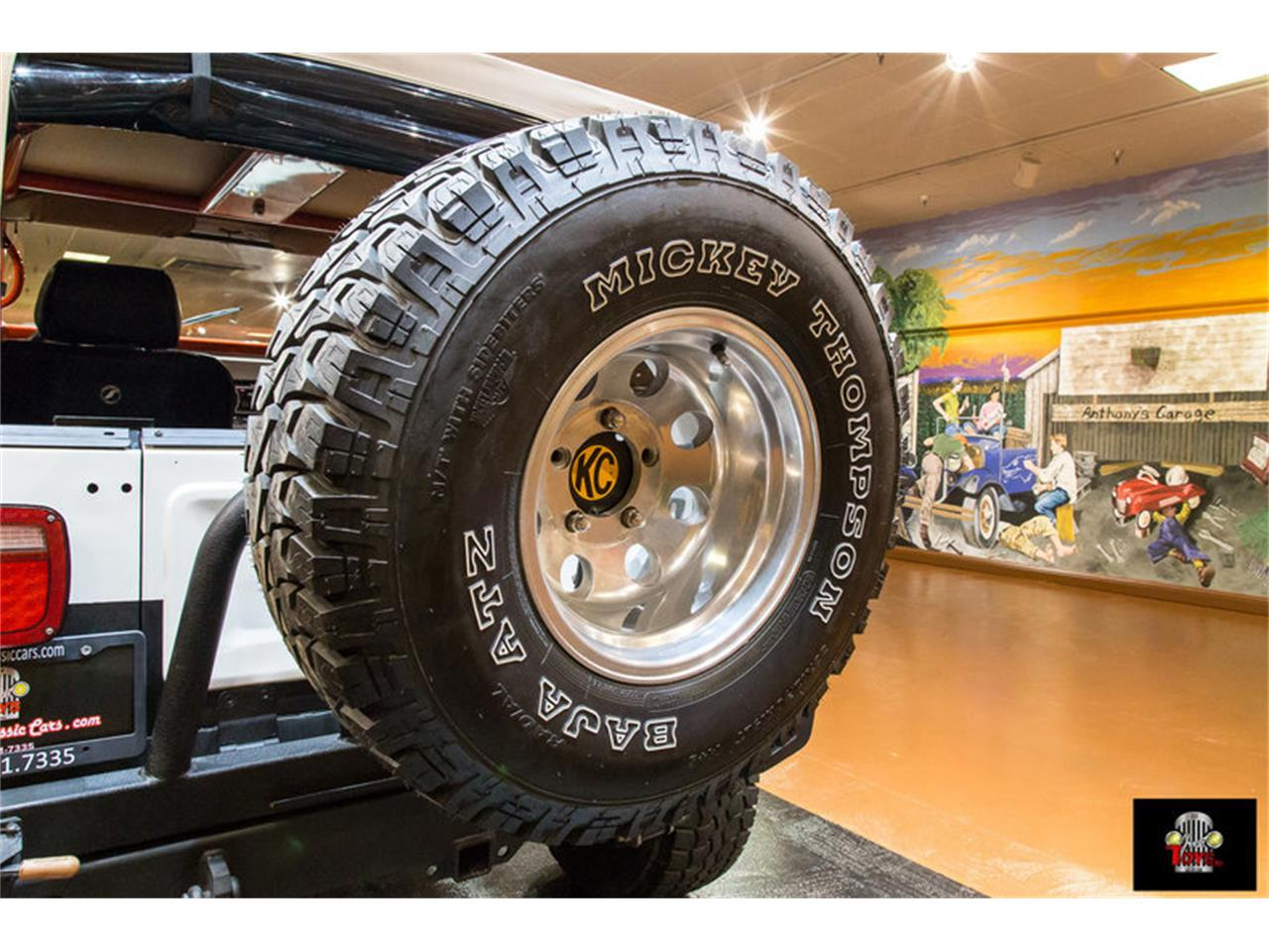 Large Picture of 1983 Wrangler - LHC9