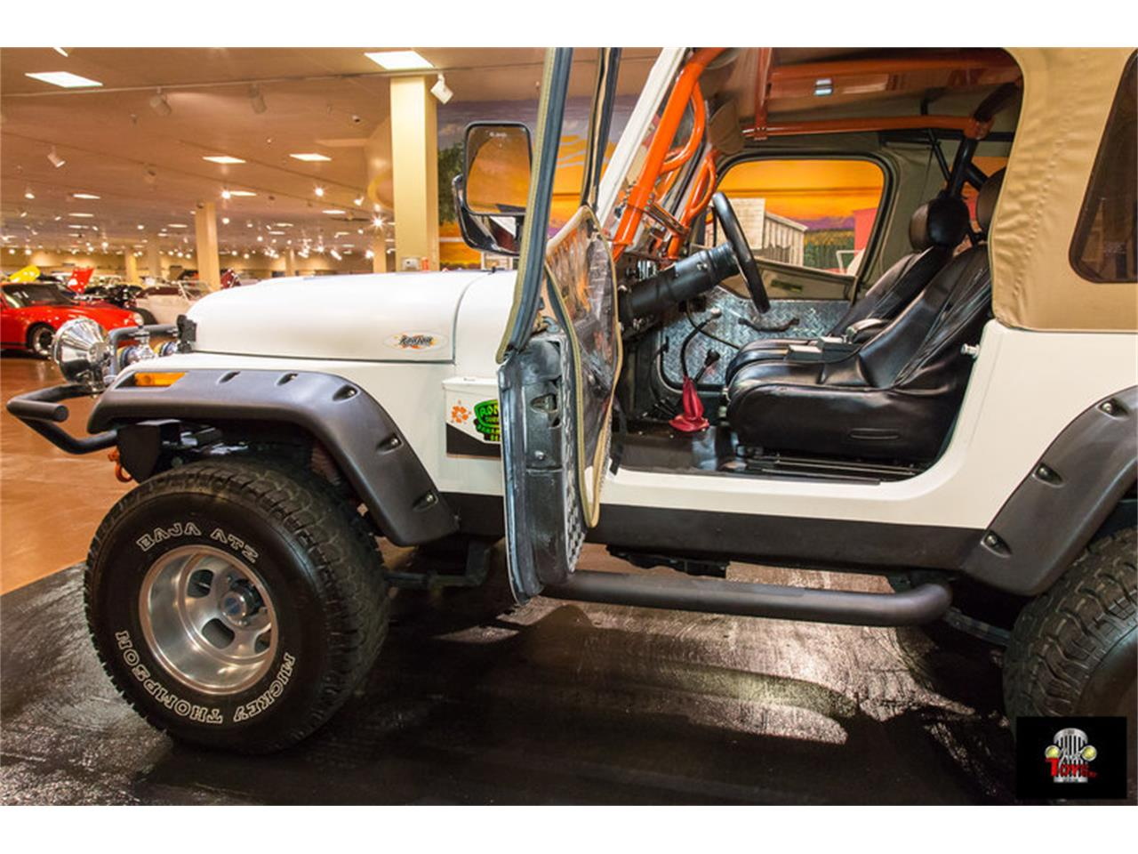Large Picture of 1983 Jeep Wrangler located in Florida - LHC9