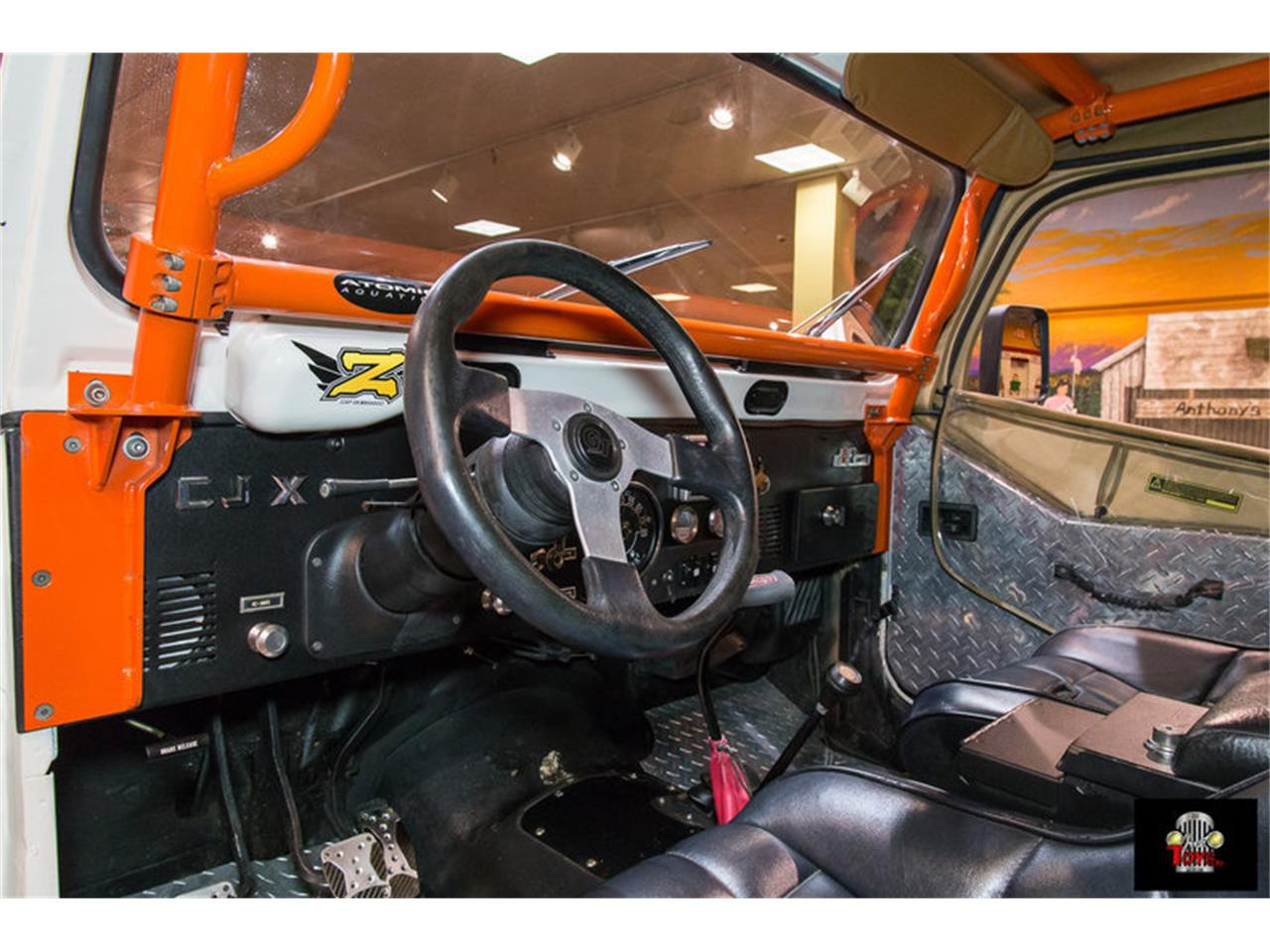 Large Picture of '83 Jeep Wrangler Offered by Just Toys Classic Cars - LHC9
