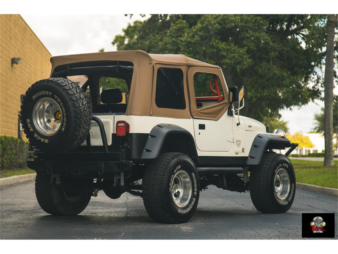 Large Picture of 1983 Wrangler - $11,995.00 - LHC9