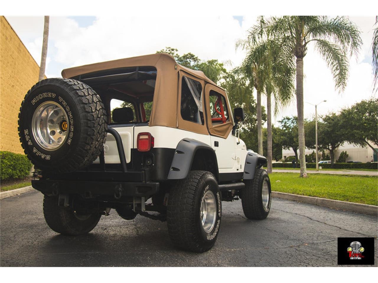 Large Picture of '83 Jeep Wrangler - $11,995.00 Offered by Just Toys Classic Cars - LHC9