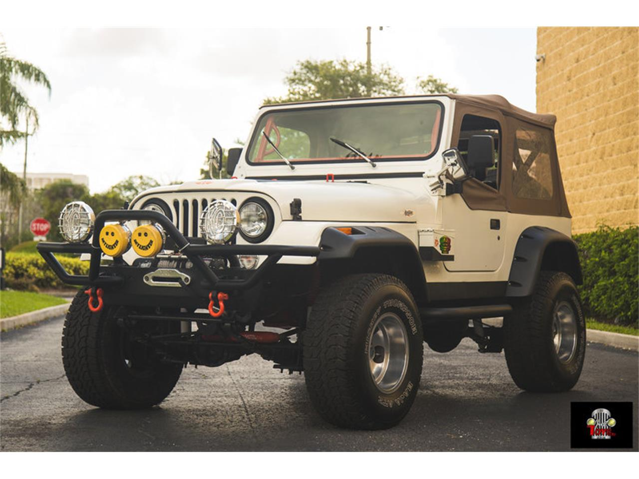 Large Picture of 1983 Jeep Wrangler Offered by Just Toys Classic Cars - LHC9
