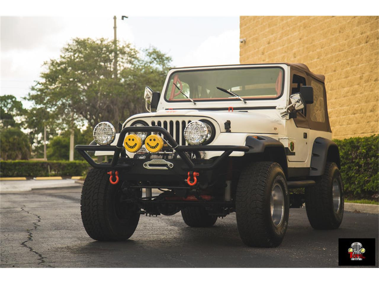 Large Picture of 1983 Wrangler located in Florida - $11,995.00 Offered by Just Toys Classic Cars - LHC9