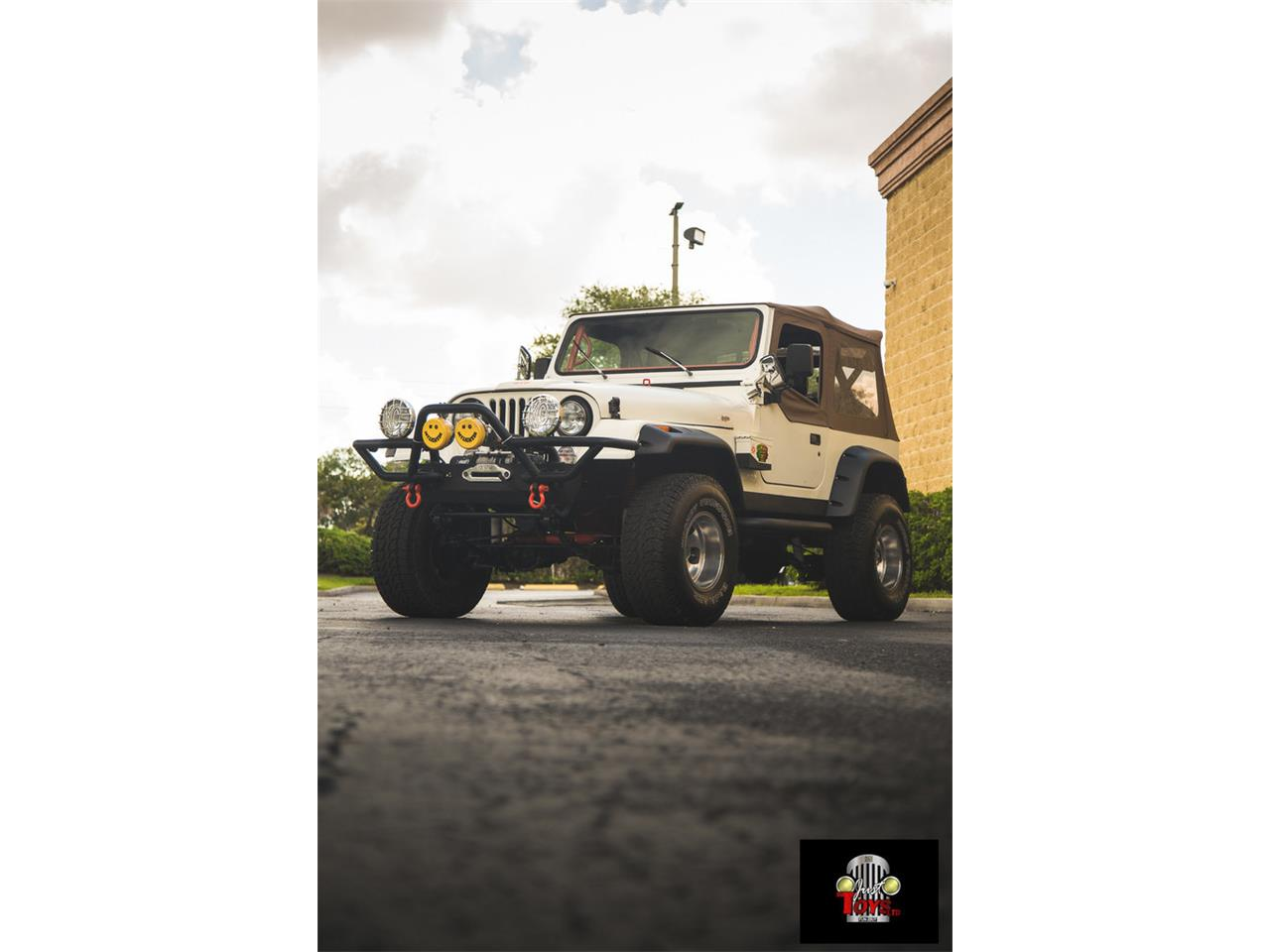 Large Picture of '83 Jeep Wrangler located in Orlando Florida Offered by Just Toys Classic Cars - LHC9