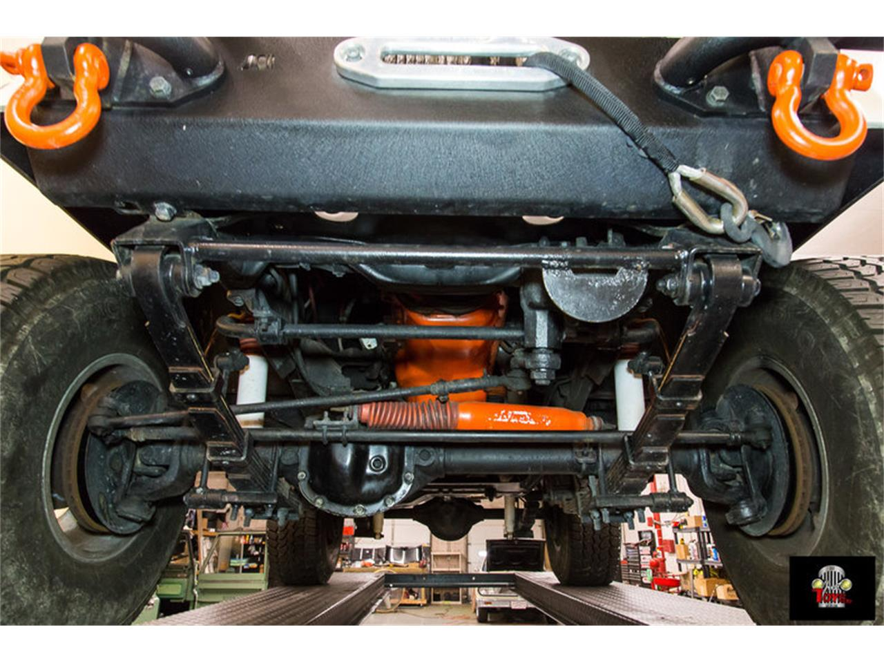 Large Picture of '83 Wrangler - $11,995.00 Offered by Just Toys Classic Cars - LHC9