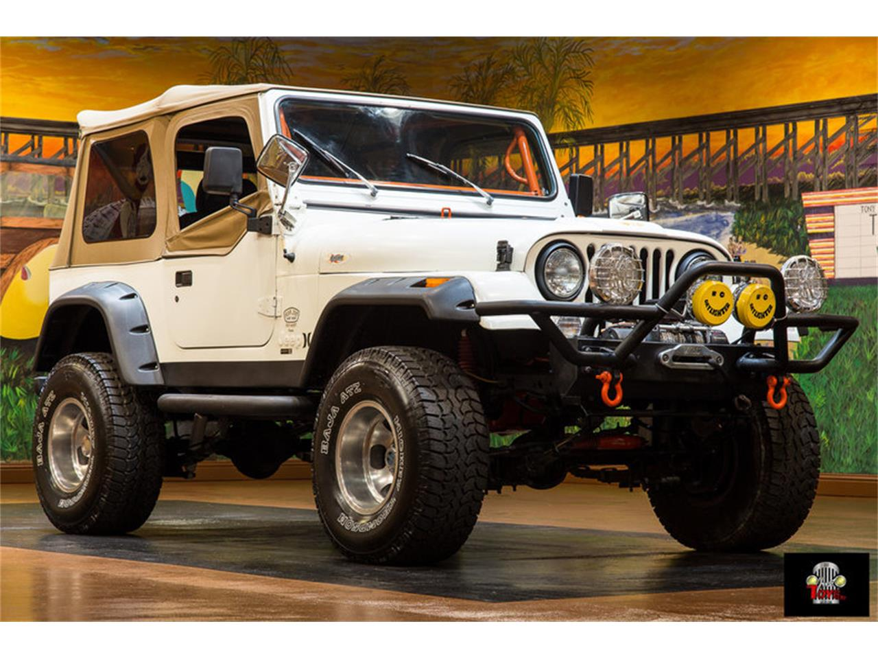 Large Picture of '83 Jeep Wrangler located in Orlando Florida - $11,995.00 Offered by Just Toys Classic Cars - LHC9