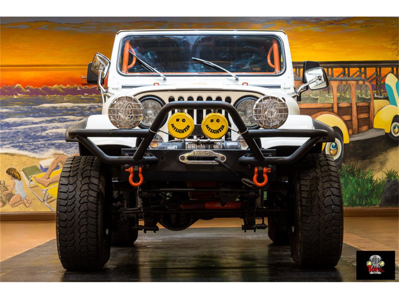 Large Picture of '83 Wrangler Offered by Just Toys Classic Cars - LHC9