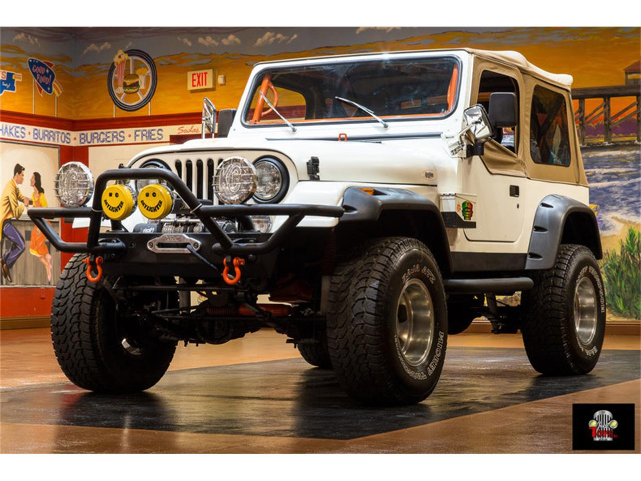 Large Picture of '83 Wrangler located in Florida - LHC9