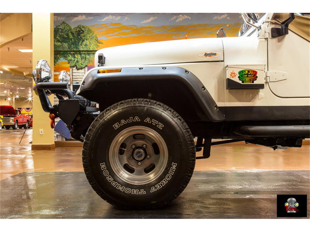 Large Picture of 1983 Jeep Wrangler located in Florida Offered by Just Toys Classic Cars - LHC9