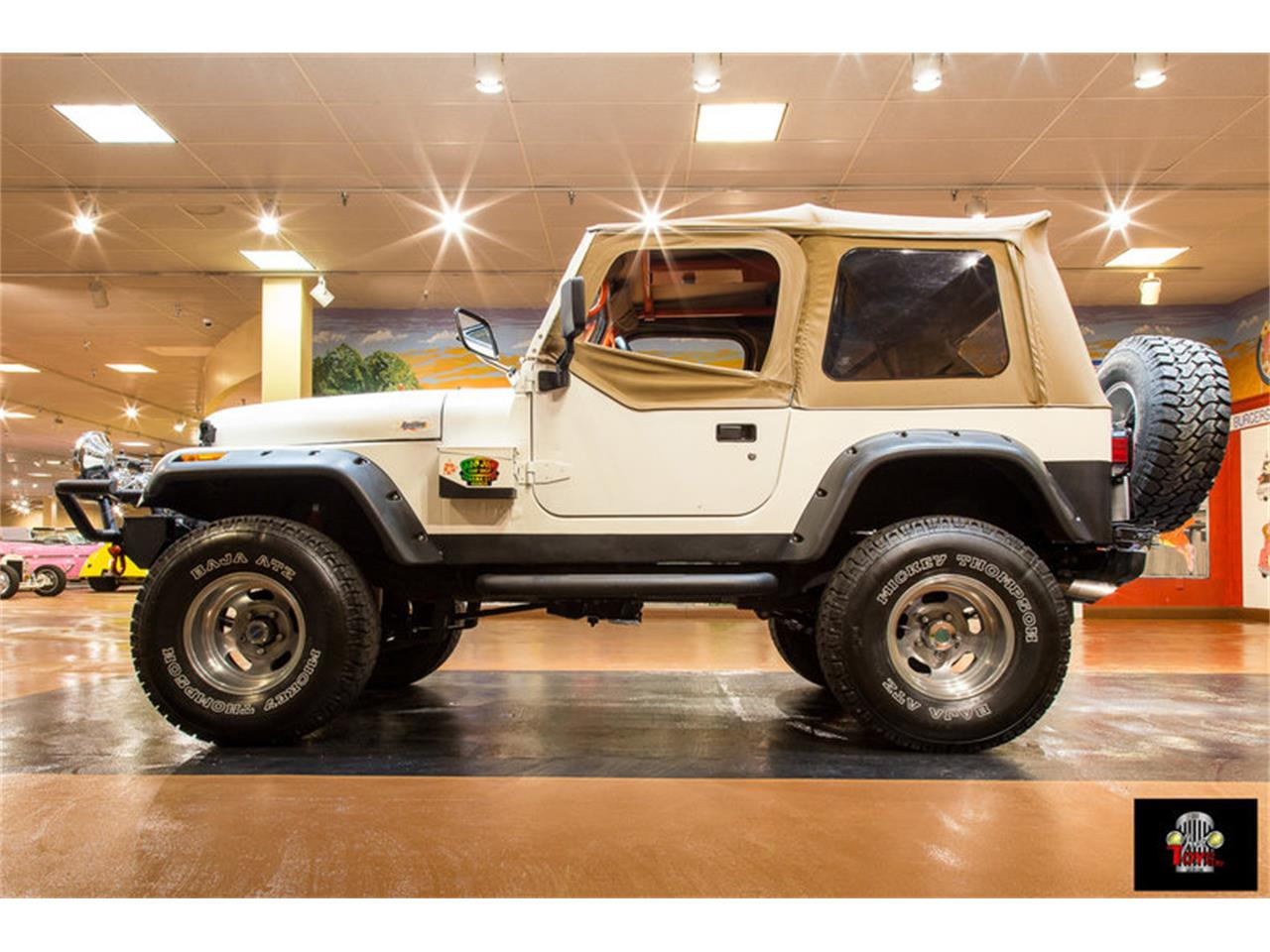 Large Picture of '83 Wrangler located in Florida - $11,995.00 - LHC9