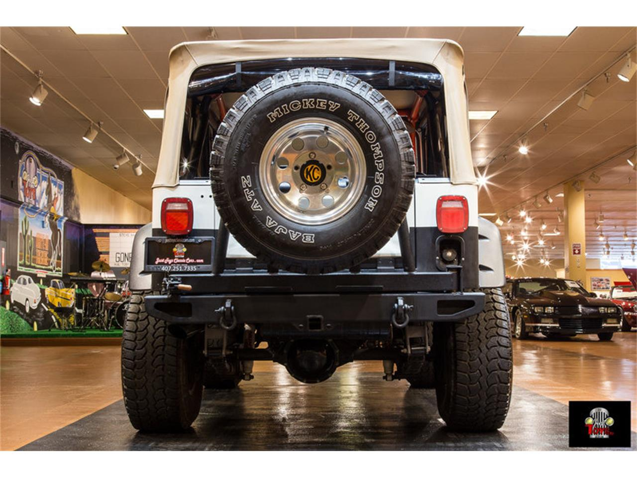 Large Picture of '83 Jeep Wrangler located in Florida - $11,995.00 Offered by Just Toys Classic Cars - LHC9