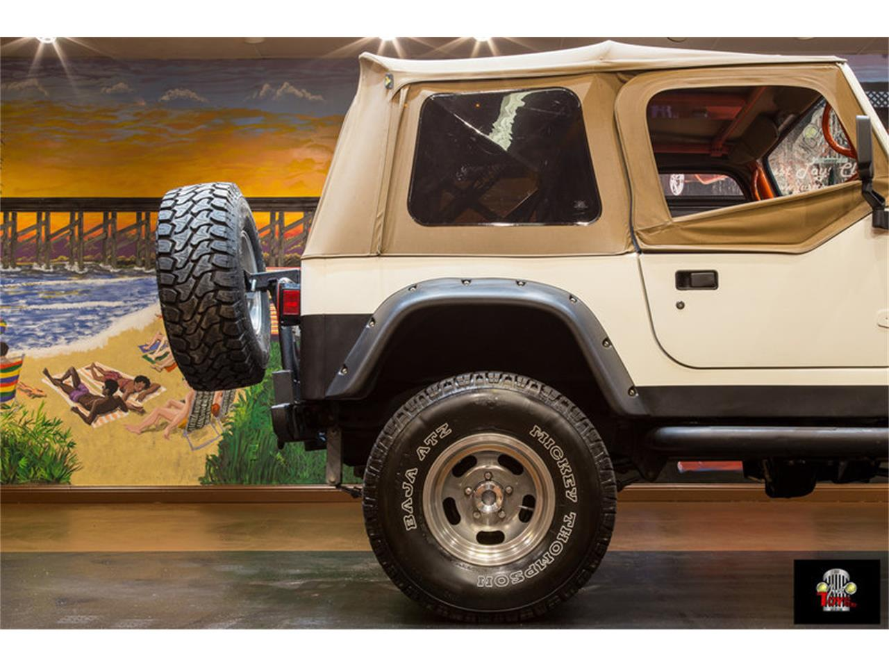 Large Picture of '83 Jeep Wrangler - LHC9