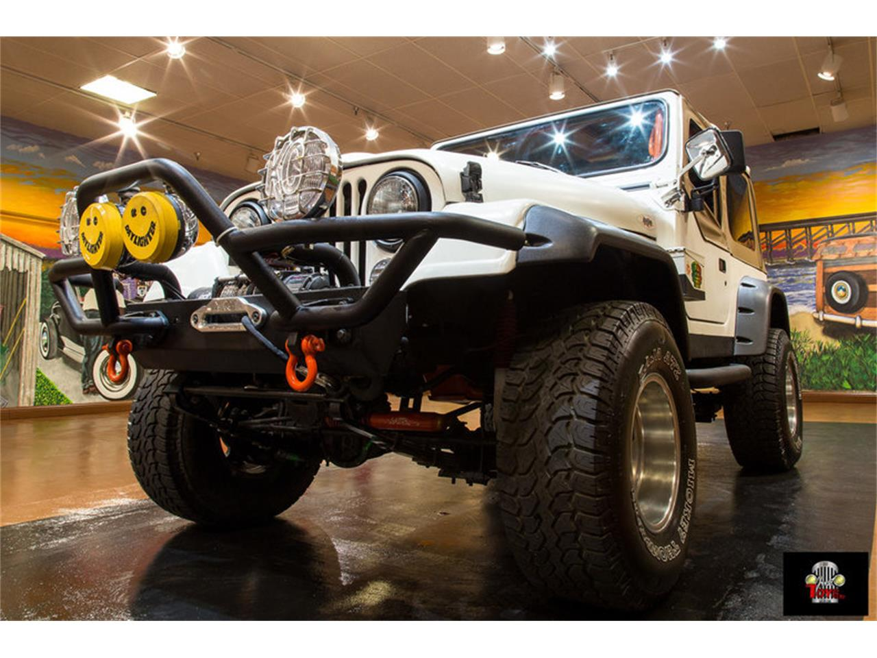 Large Picture of '83 Jeep Wrangler located in Florida - $11,995.00 - LHC9
