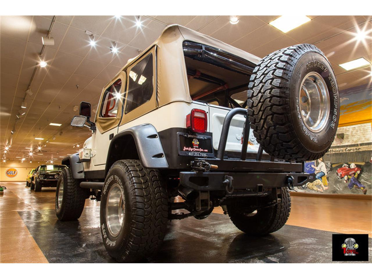 Large Picture of 1983 Wrangler located in Orlando Florida - $11,995.00 Offered by Just Toys Classic Cars - LHC9