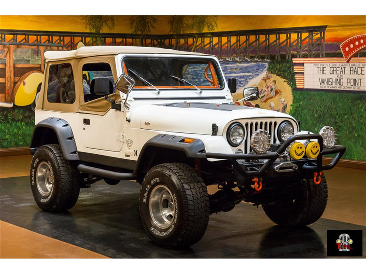 Large Picture of 1983 Jeep Wrangler - $11,995.00 Offered by Just Toys Classic Cars - LHC9
