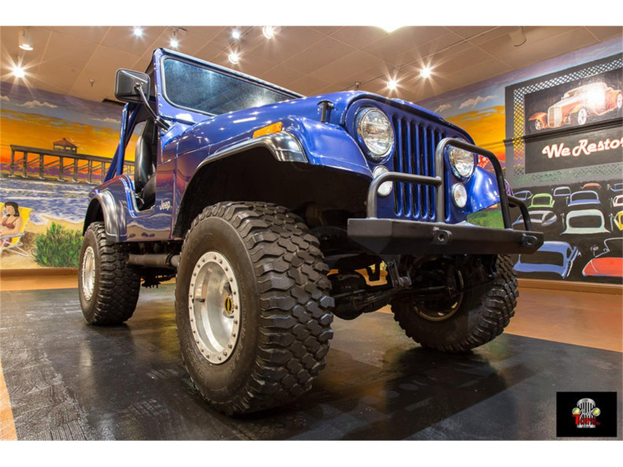 Large Picture of '73 CJ - LHCA