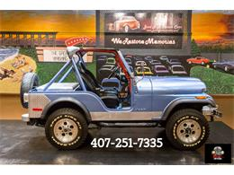 Picture of '80 Jeep Wrangler located in Orlando Florida - $12,995.00 Offered by Just Toys Classic Cars - LHCB