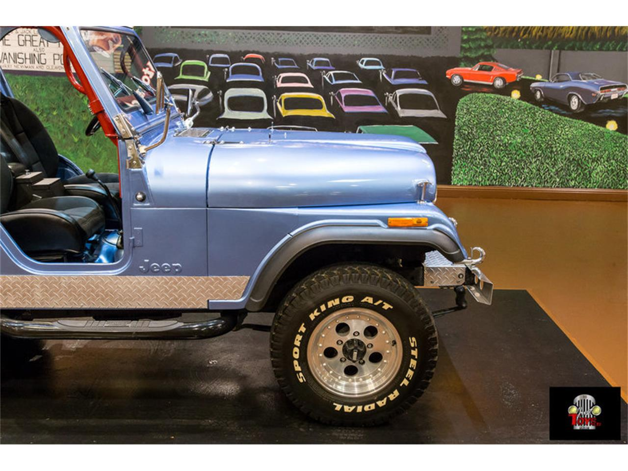 Large Picture of 1980 Jeep Wrangler located in Orlando Florida Offered by Just Toys Classic Cars - LHCB