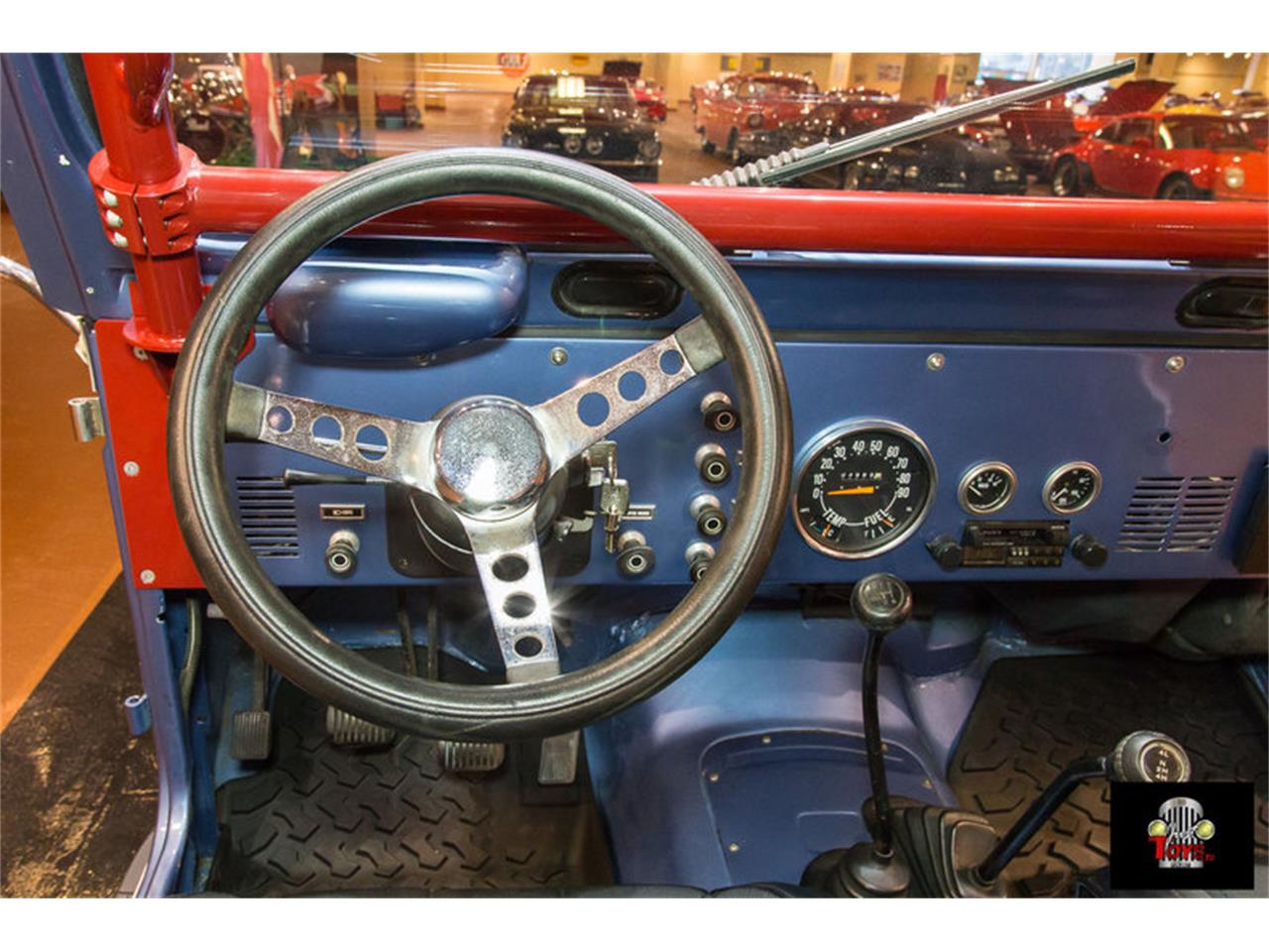 Large Picture of '80 Wrangler located in Florida Offered by Just Toys Classic Cars - LHCB