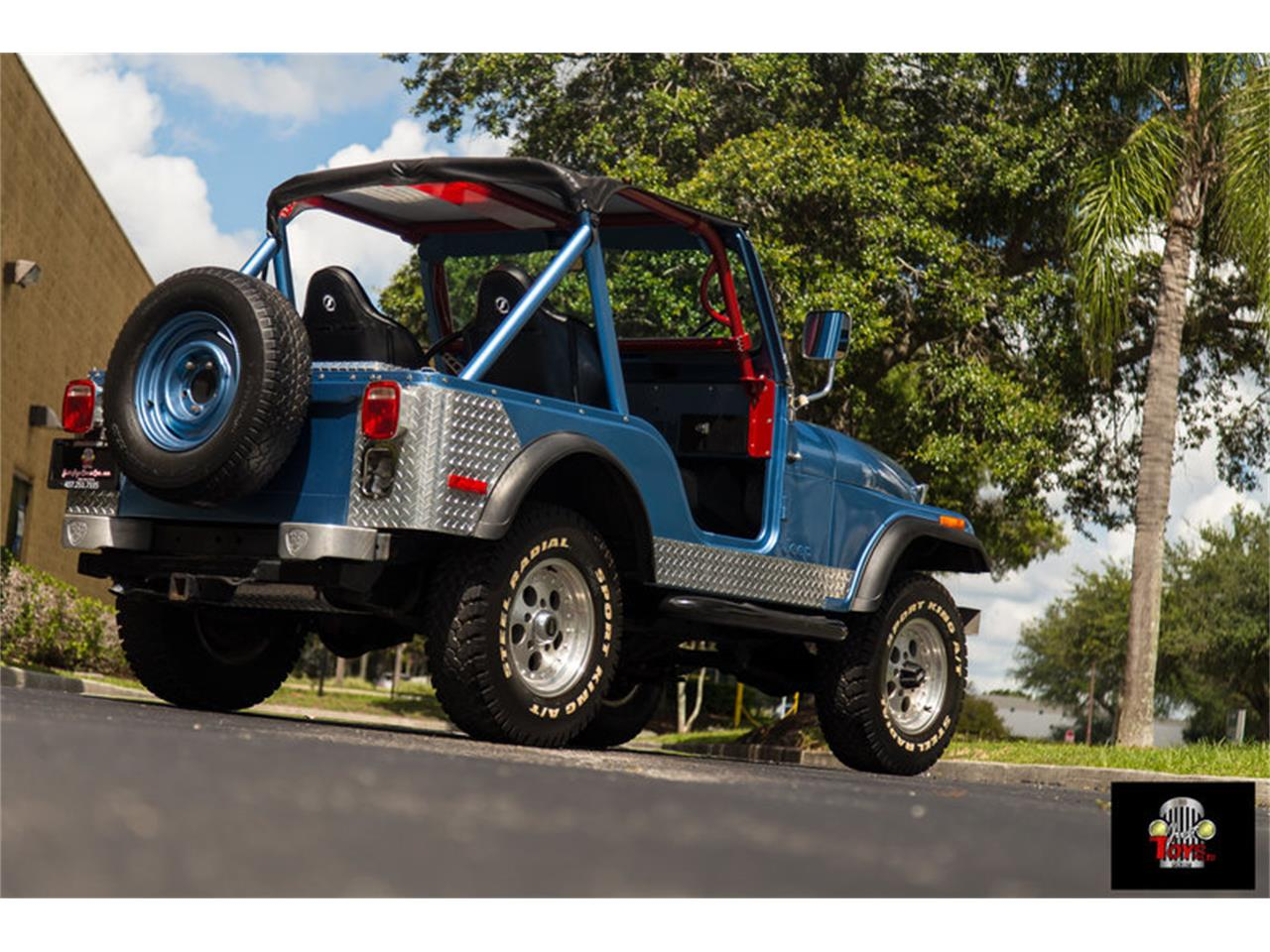 Large Picture of 1980 Jeep Wrangler - LHCB