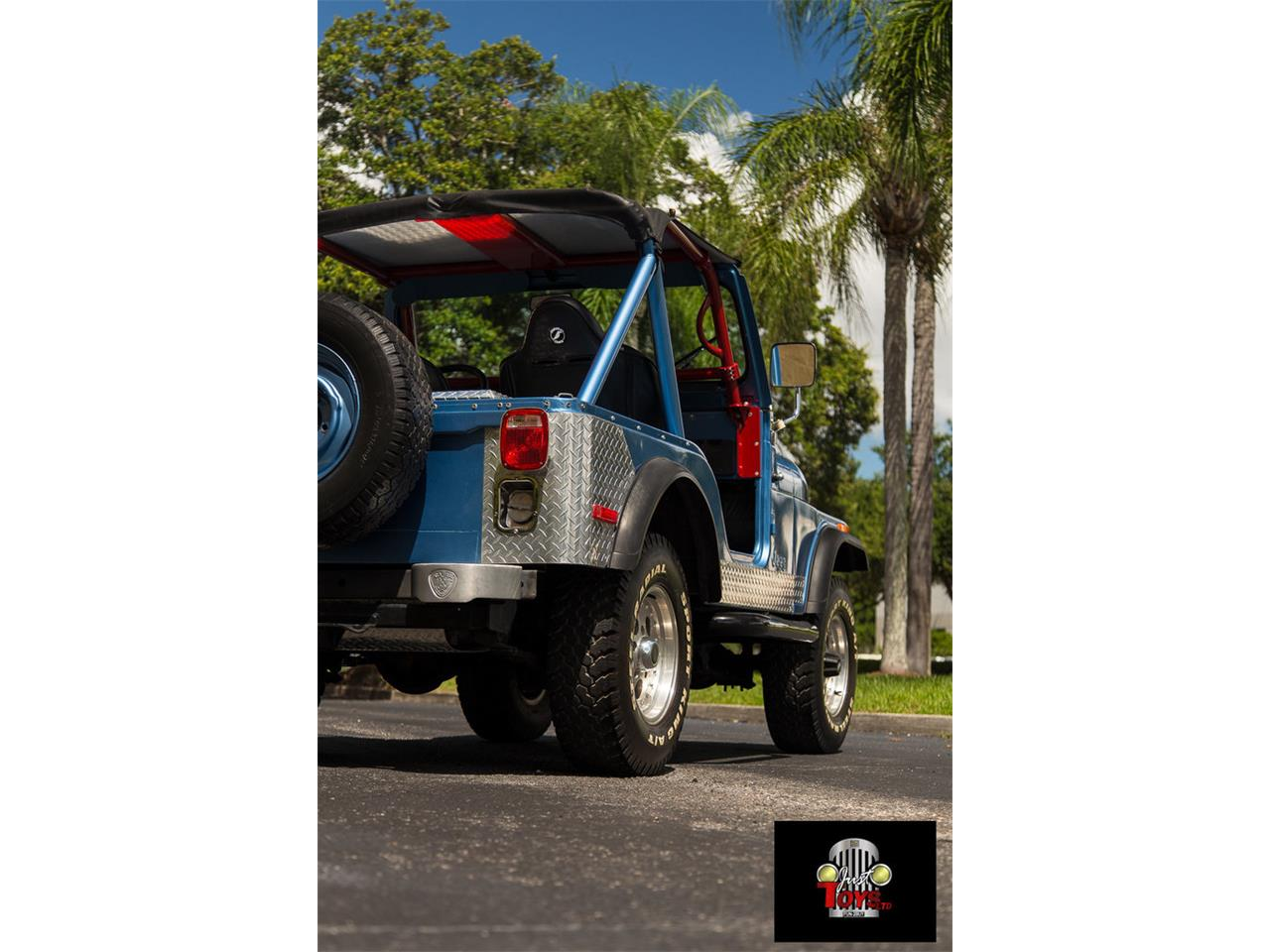 Large Picture of 1980 Jeep Wrangler located in Florida - LHCB
