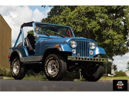 Picture of '80 Wrangler located in Florida - $12,995.00 - LHCB