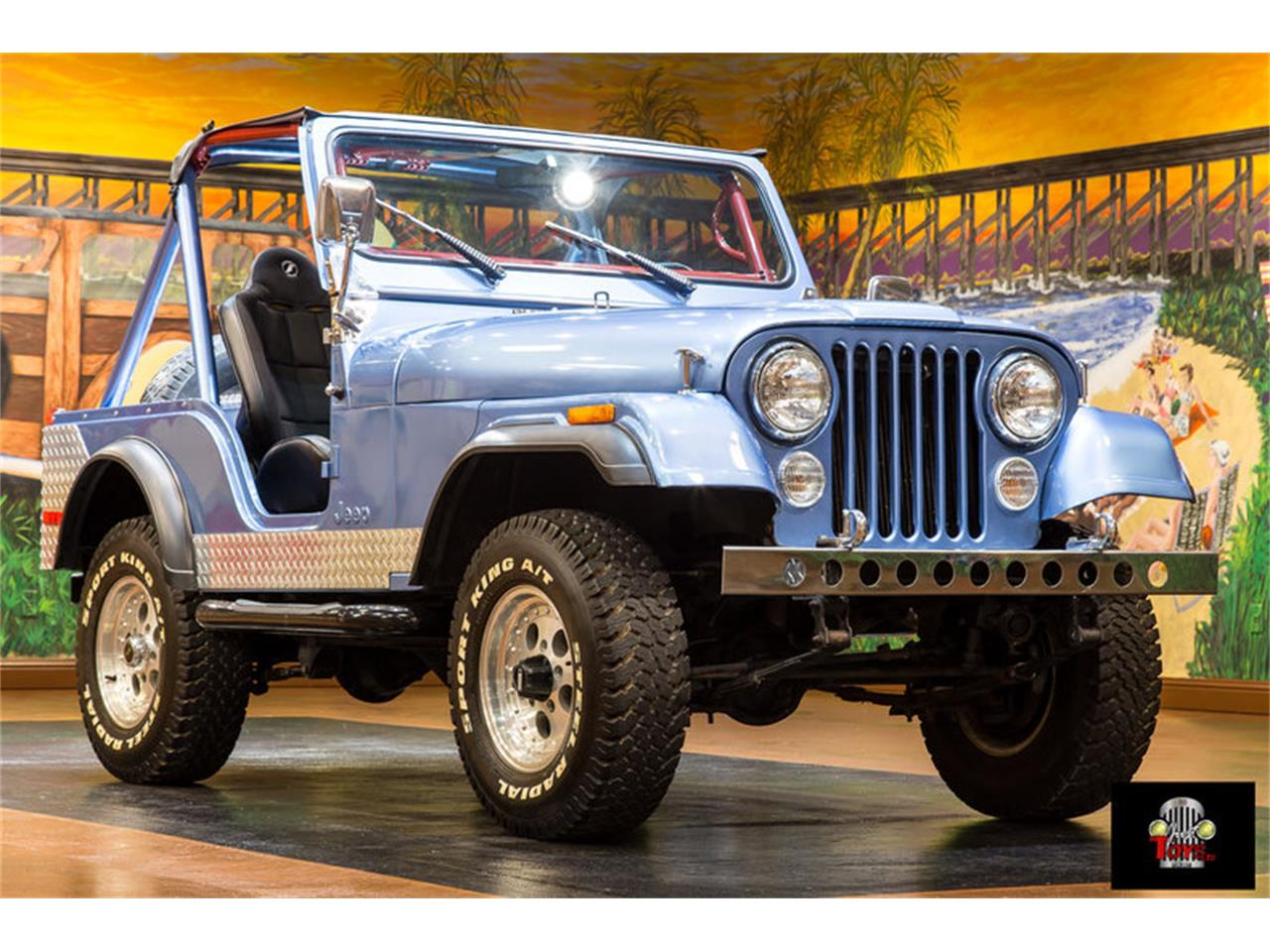 Large Picture of 1980 Wrangler located in Orlando Florida - $12,995.00 Offered by Just Toys Classic Cars - LHCB