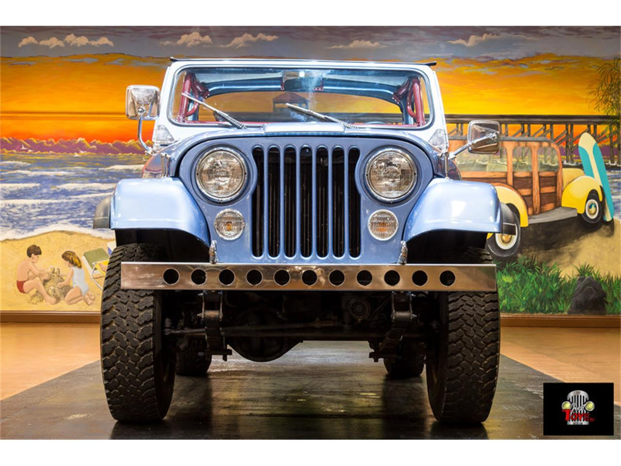 Large Picture of '80 Wrangler located in Orlando Florida - LHCB