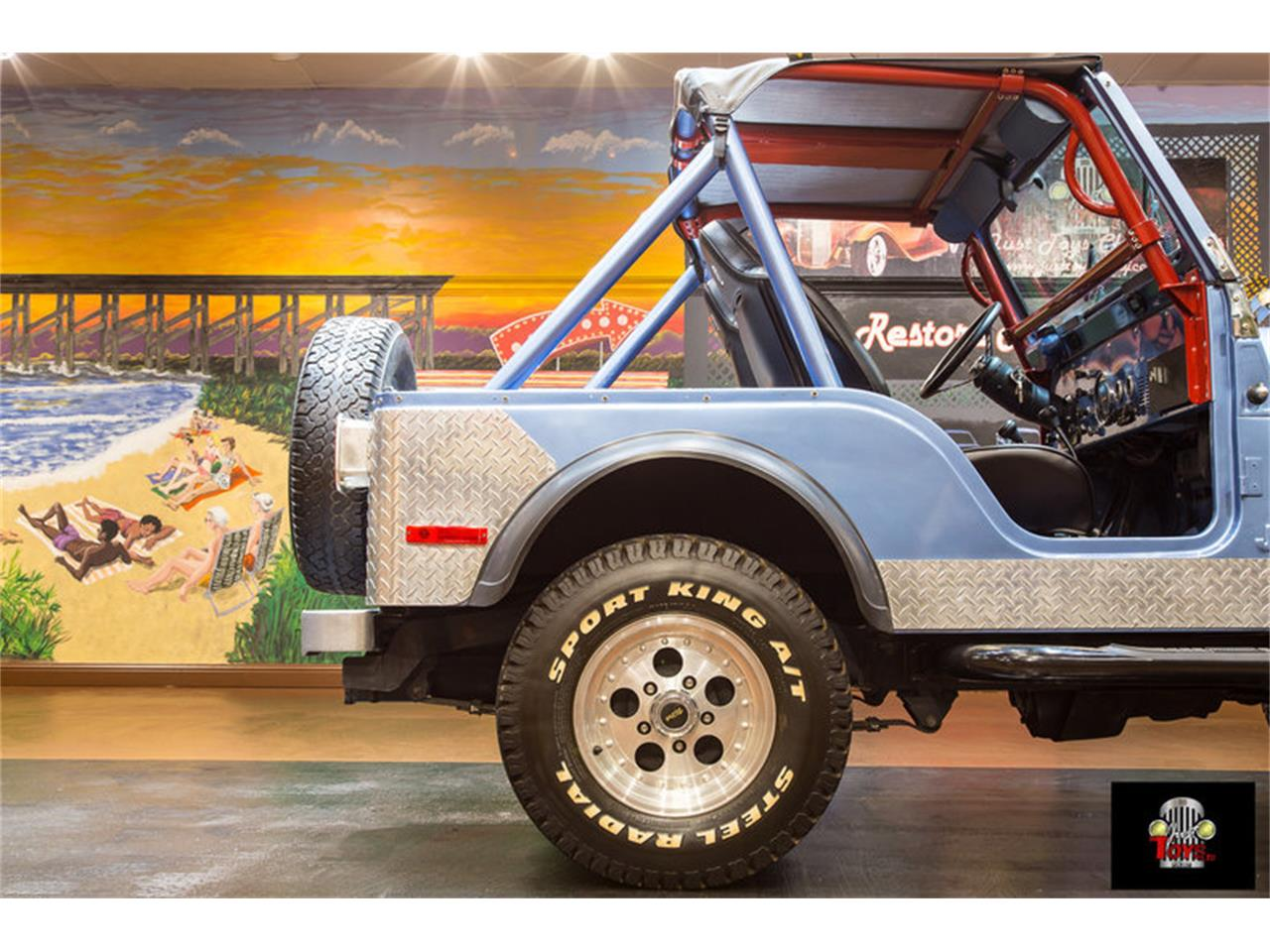 Large Picture of 1980 Wrangler - $12,995.00 Offered by Just Toys Classic Cars - LHCB