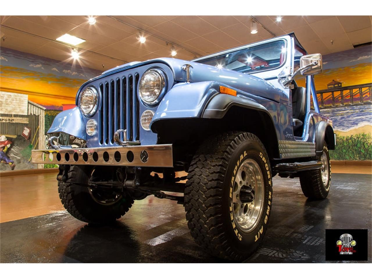 Large Picture of 1980 Wrangler located in Florida - LHCB