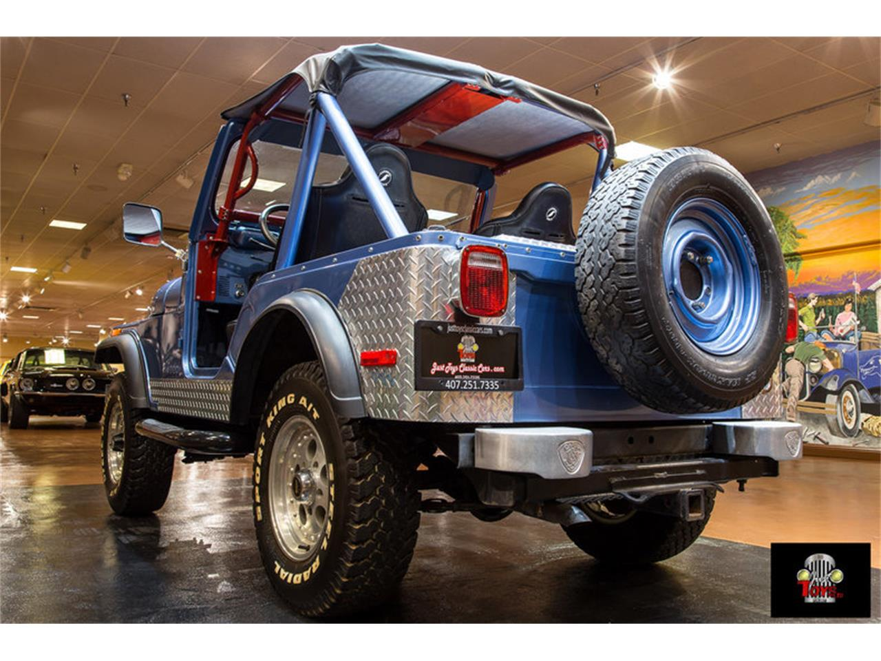 Large Picture of '80 Wrangler - LHCB