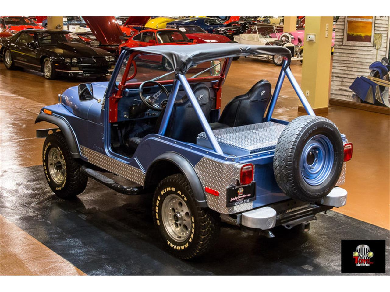 Large Picture of 1980 Wrangler located in Florida - $12,995.00 - LHCB