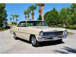 Picture of '66 Nova located in Florida Offered by Primo Classic International LLC - LHCC