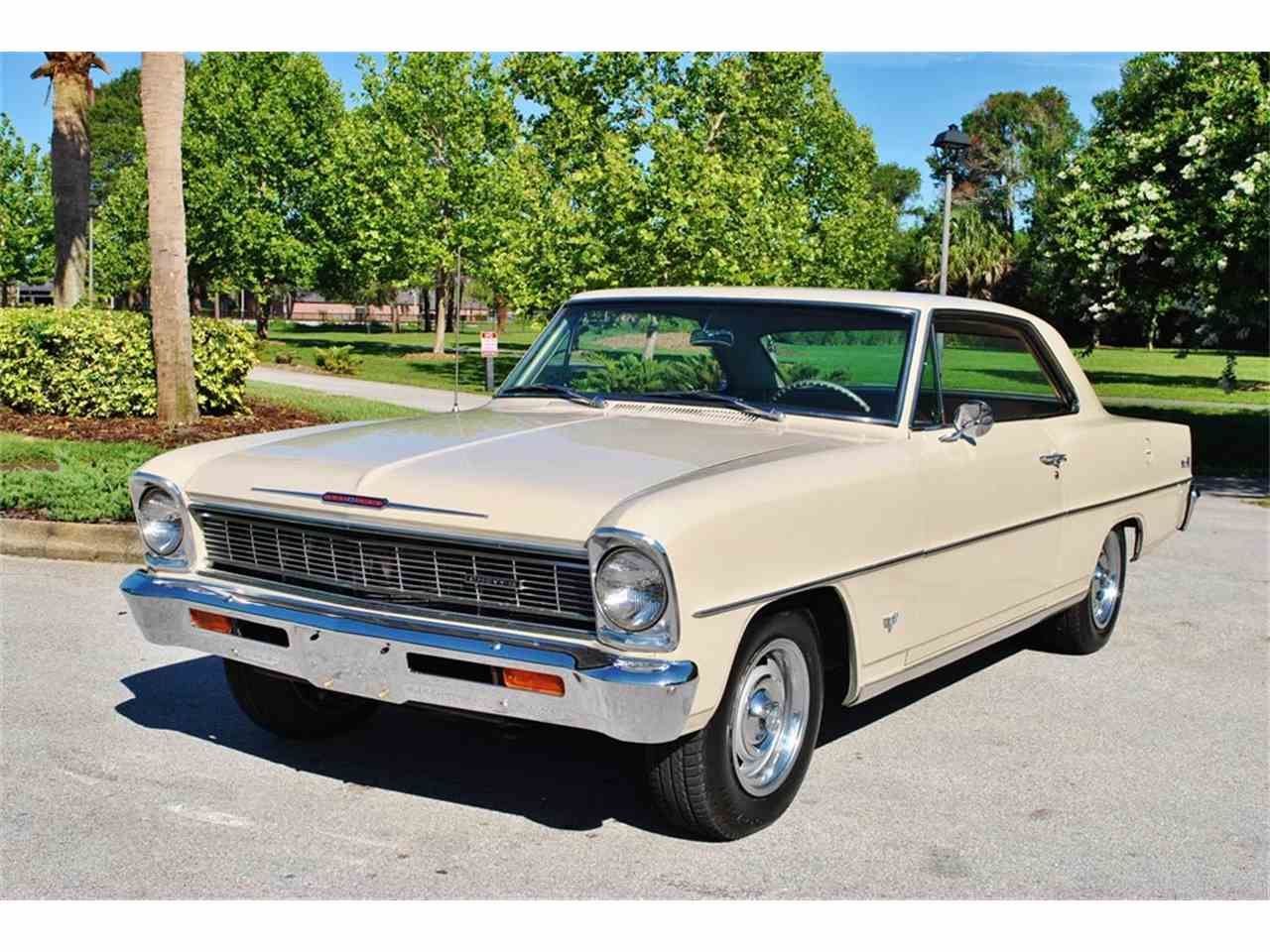 Large Picture of Classic 1966 Nova Offered by Primo Classic International LLC - LHCC