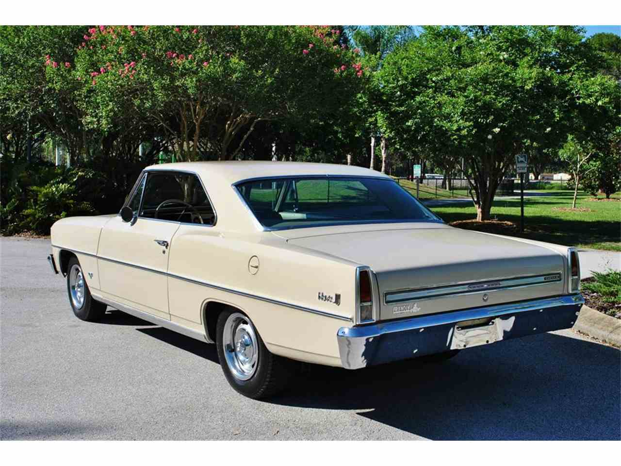 Large Picture of Classic '66 Chevrolet Nova - $37,000.00 Offered by Primo Classic International LLC - LHCC
