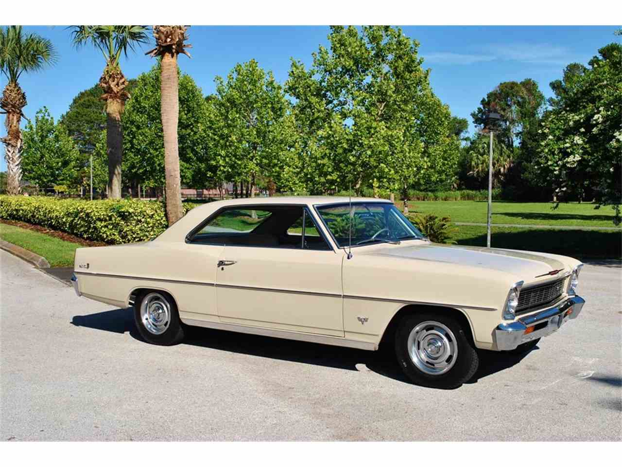 Large Picture of Classic 1966 Chevrolet Nova located in Florida Offered by Primo Classic International LLC - LHCC