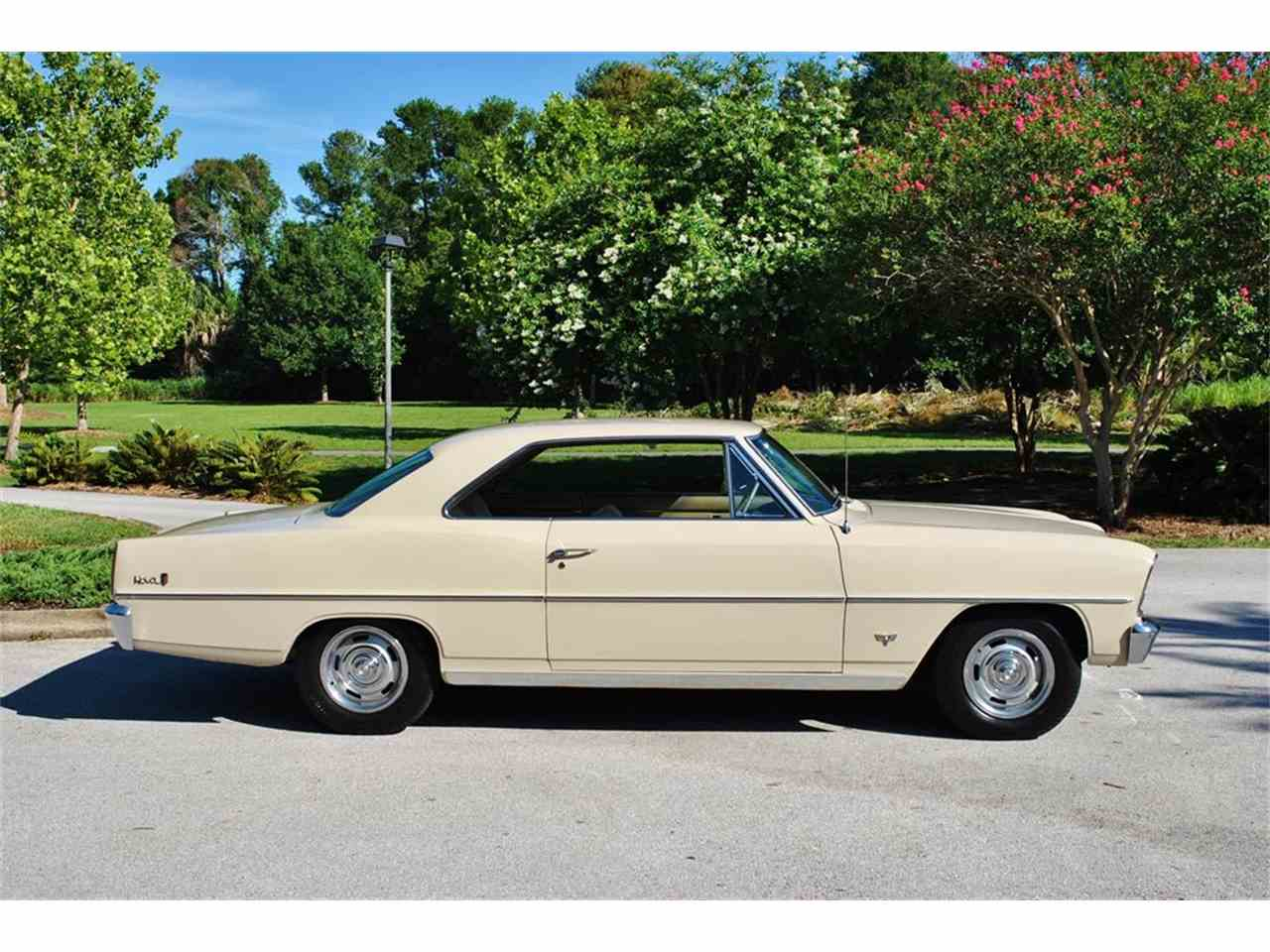 Large Picture of '66 Nova located in Lakeland Florida - $37,000.00 Offered by Primo Classic International LLC - LHCC