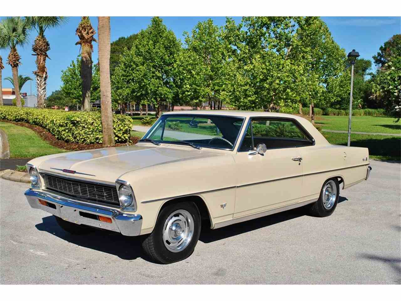 Large Picture of '66 Chevrolet Nova Offered by Primo Classic International LLC - LHCC