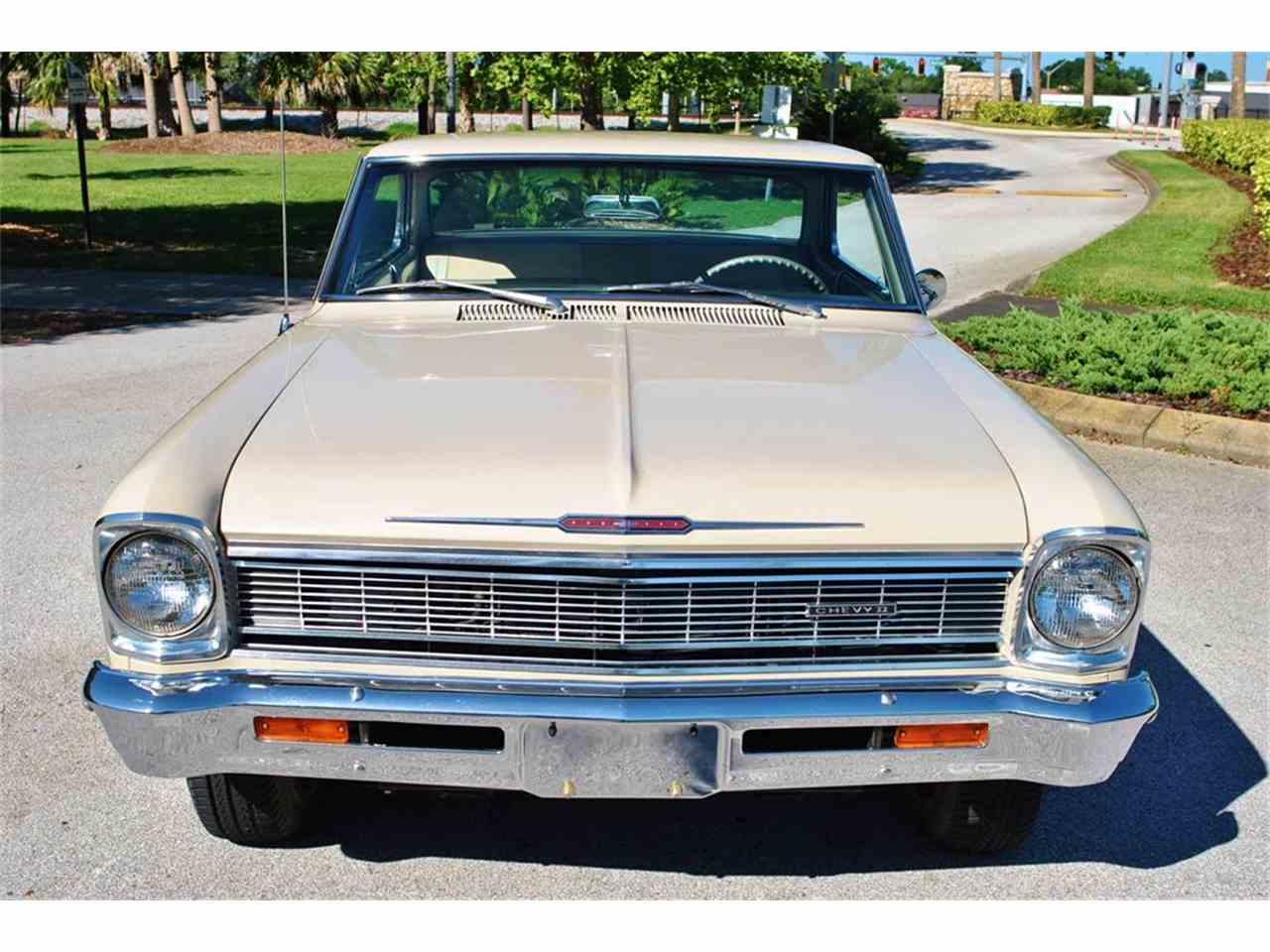 Large Picture of Classic '66 Nova located in Florida - LHCC