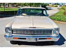 Picture of Classic '66 Chevrolet Nova located in Florida - $37,000.00 Offered by Primo Classic International LLC - LHCC